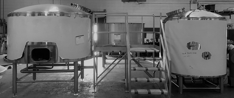 30 BBL Brewery Tanks in Charlottesville, Virginia