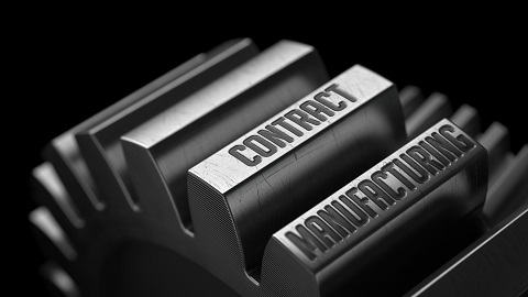 Contract manufacturing gear