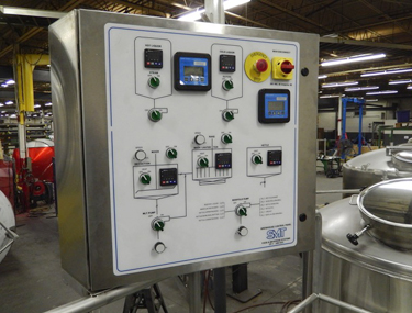 SMT Machine Controls