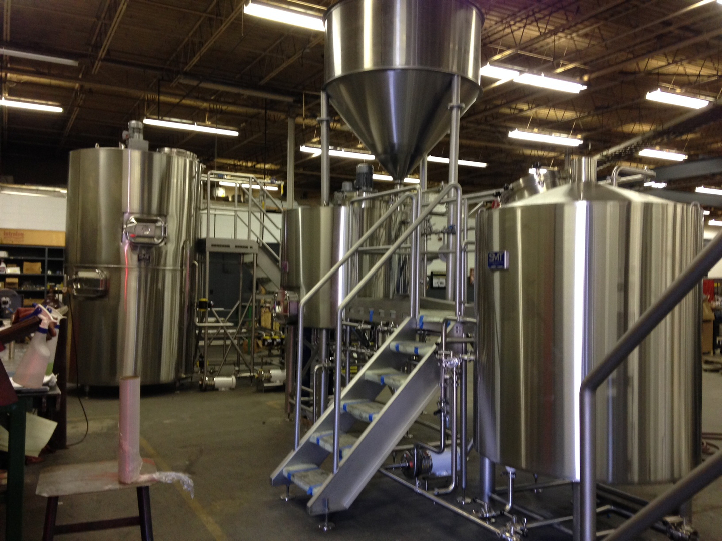 Small Batch Brewhouse 2