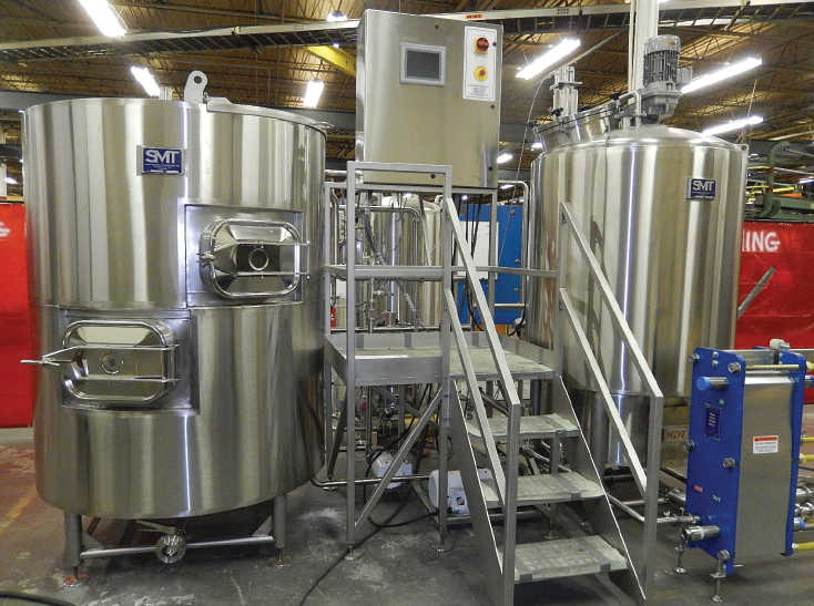 Case Study Automated Brewing Solutions For A Tennessee